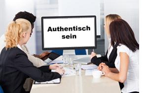 Authentisch-sein
