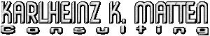 Karlheinz K. Matten | K.K.M - Consulting